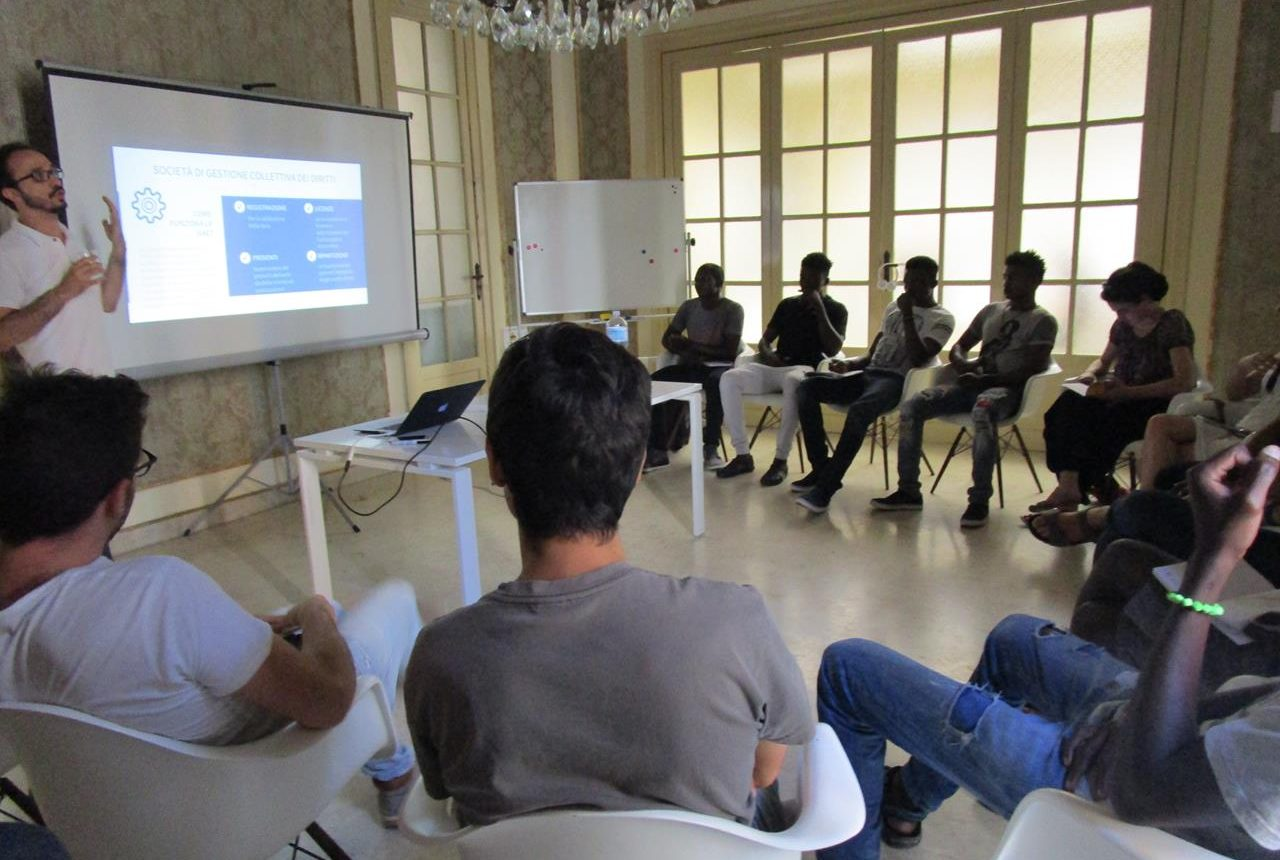 Training of trainers and local workshops (6)