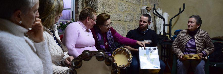 Burgos Señoras Cantando